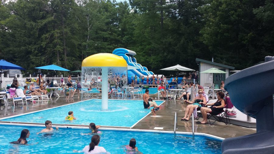 Leisure world pools vt