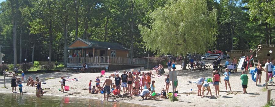 Home Campground General Store Deli Kampersville