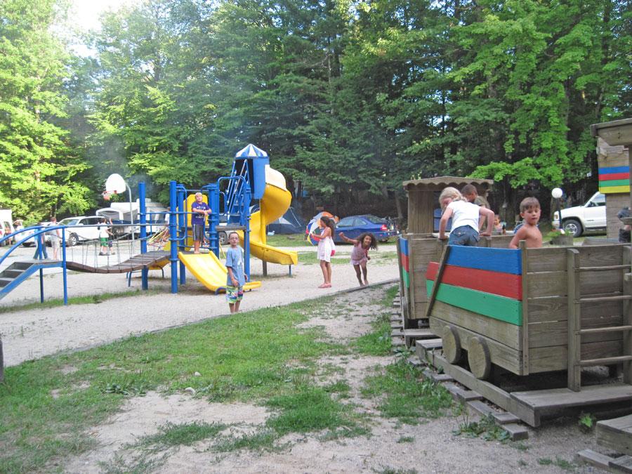 Kampersville playground